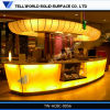 Illuminated Nightclub Furniture for Sale LED Bar Counter Designs