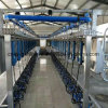 Fish Bone Milking Parlour 40 Cow Seats Auto Milking System