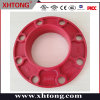 Grooved Fittings Adaptor Flange with UL FM Approval Fire Fighting Usage