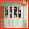 MDF Display Shelf Wine Display Rack