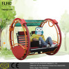 Hot Sale Funny and Crazy Village Fete / Playground Electric Swing Car / Happy Car