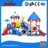 Popular Kid Playground Equipment Outdoor Playground with Slide (KP1512438)