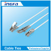 Fast Delivery Stainless Steel Self Locking Cable Ties