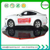 Electric Rotating Platform for Car Parking Display