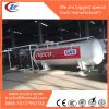Middle Pressure 1.77MPa Liquefied Gas Skid Tank Station