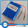 3s4p 11.1V 10400mAh 18650 Lithium Battery Pack