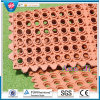 Anti-Skid Interlocking Flooring Matting, Interlocking Anti-Bacteria Rubber Mat, Anti-Fatigue Mat