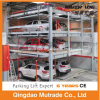 2 3 4 5 6 7 8 9 10 11 12 13 14 15 Floor Level High Quality Mutrade High Building Hydraulic Electric Puzzle Tower Parking System