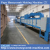 2016 High Quality Best Seller Type Laminated Paper Honeycomb Pallet Machine