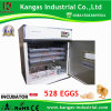 CE Proved Chicken Egg High Quality Automatic Incubator
