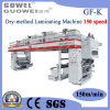 High Speed Dry Method Laminating Machine for Film in 150m/Min