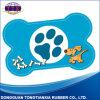 Custom Shape Rubber Pet Feeding Mat