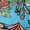 97%Cotton 3%Spandex Printed Twill Imitate Denim Fabric for Shrit (GLLML181)