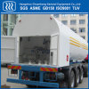 Cryogenic Liquid Transport Tanker Semi Trailer Tank
