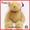 Hot Sale Christmas Decoration Plush Teddy Bear with Hat