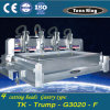 3000*2000mm Four-Heads Imported Intensifier Water Jet
