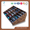 Custom Wooden Display Case Retail Sunglasses Display Case