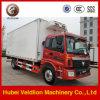 Foton 10ton 30m3 Refrigerated Cargo Truck