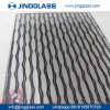 Ceramic Spandrel Safety Glass Sheets FRI Silkscreen Printed Glass