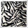 Jacquard Zebra Artificial Fur /Faux Fur