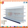 4 Layer Customized Supermarket Perforated Retail Display Shelves (Zhs529)
