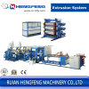 Sheet Extruder Extrusion Machinery with Single Layer (HFSJ100-700A)