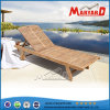Beach and Poolside Teak Wood Sun Loungers