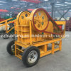 Diesel Engine Mobile Jaw Crusher Pef150*250