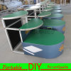 Custom Modular Portable Trade Show Exhibition Display Combination Counter