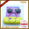 Fashion Free Sample Sunglasses with Case (F2002)