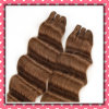 Wholesale Price Peruvian Virgin Remy Hair Weft Loose Deep 12inch