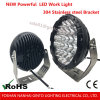 128W Powerful 7inch Osram Driving LED Work Light for Bull Bar ATV Truck
