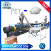 Sipt Pet Plastic Bottles Flakes Granulating Pelletizer Line