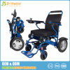 Lightweight Portable Folding Electric Power Wheelchair for Disabled and Elderly