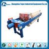 Hydraulic Membrane Filter Press for Domestic Sewage Treatment