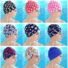 Printing Logo and Pattern Silicone Swim Cap