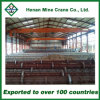 Pipe Crane Two Hoist Trolley Overhead Crane Lift Utility Pole