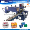 Beverage Pet Bottle PE Film Packing Machine