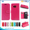 Wallet Style Crystal PU Leather Back Cover Flip Case for HTC One A9 / M9