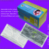 Disposable PP Non-Woven Active Carbon Face Mask with 4 Plies & Elastic Ear-Loops