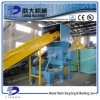 Plastic Pet Bottle Flakes Recycling Line/Washing Line