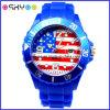 United States USA Flag Sport Quartz Watches (P5900)