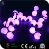 DMX 512 Christmas LED Ball String Light
