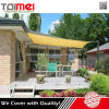 HDPE Outdoor Patio Sun Shade Sail Awnings