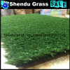 Dark Green High Density Chinese Artificial Turf for Decoration