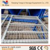 Galvanized Wire Mesh Decking with Supporting Pallet Rack