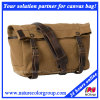 Leisure Designed Canvas Messenger Bag for Daily