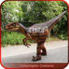 Artificial Costume Walking with Dinosaurs