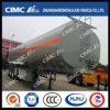 45cbm 3axle Oil/Gasoline/Fuel/Diesel Tanker with Air Suspension