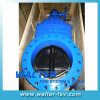 Dn800 Cast Iron Gate Valve of Gearbox Op.